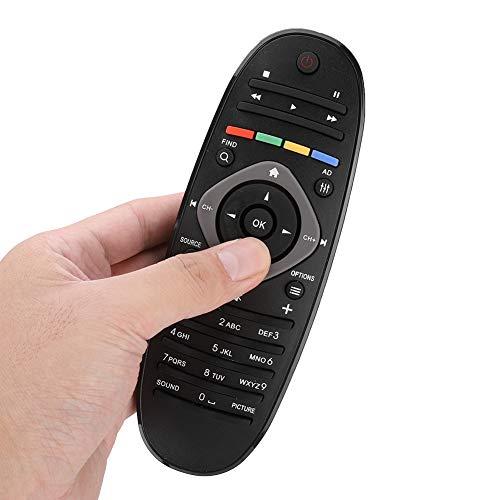 KASD Control Remoto De TV Universal, Distancia De Transmisión Más Larga Y Duradera, Control Remoto De TV Inteligente ABS para TV con Control Remoto para DVD