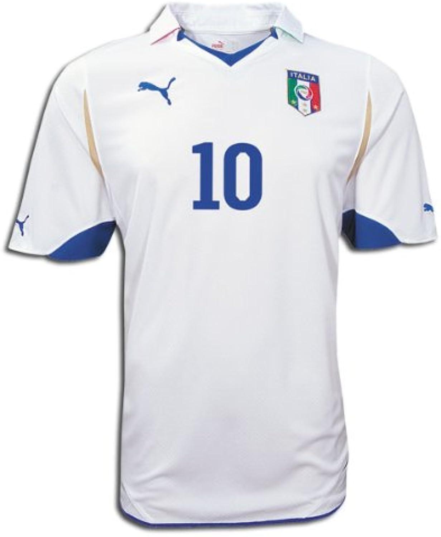 PUMA DE ROSSI  10 ITALY AWAY JERSEY WORLD CUP 2010 (2XL)