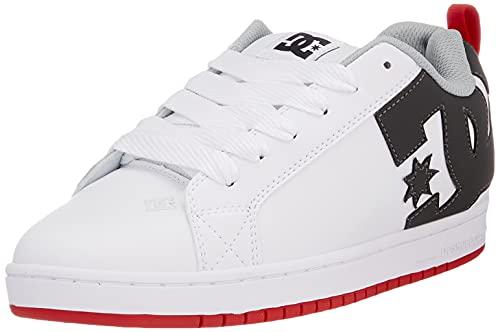DC Shoes Court Graffik - Zapatillas de Cuero - Hombre - EU 52