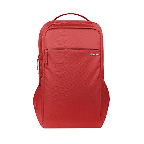"Incase CL55537 Nylon Rojo Mochila - Mochila para portátiles y netbooks (Nylon, Rojo, 38,1 cm (15""), 15"" MacBook Pro, iPad, 304,8 mm, 203,2 mm)"
