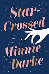 book cover Star Crossed by Minnie Darke