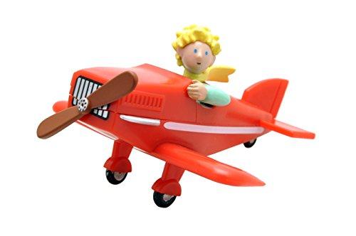 Plastoy SAS PLA61029 Nein Figur Kleine Prinz im Flugzeug, Spiel