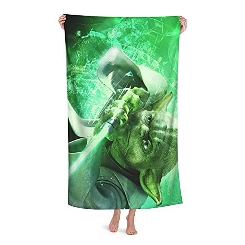 Toallas de baño de playa Star Galaxy Wars Toalla de baño de microfibra de secado rápido toalla de gimnasio suave toalla súper absorbente toalla grande para niños adultos viajes natación camping yoga 3