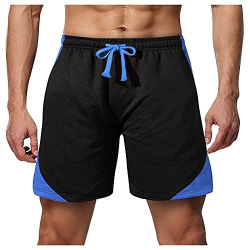 DeaAmyGline Sporthose Herren Kurz Hose Shorts Fitness Mesh Stoff Atmungsaktiv Sommer Sport Shorts Männer Sweatshorts Jogginghose Laufshorts Sportshorts Wandershorts