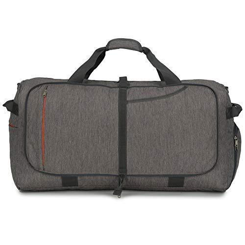 CttiuliGwb Computer Bag, Handbags, Men's Handbags, Shoulder Bags, Travel Bags, Storage Bags, Large Capacity Tote, Travel, Fitness (Color : Gray)