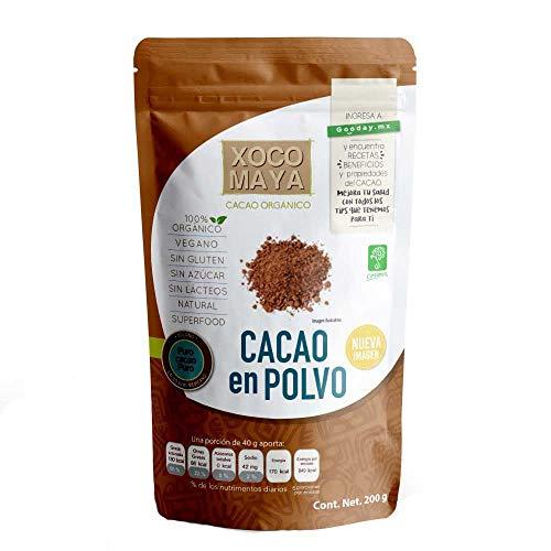 Cacao En Polvo Precio marca Xoco Maya