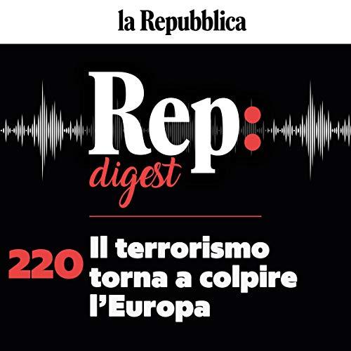 Il terrorismo torna a colpire l'Europa copertina