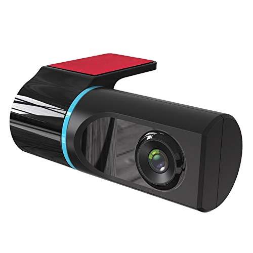 TISHITA Grabación HD Cámara Dash CAM Recorder 170 & Deg; Aparcamiento de Gran Angular - 1080P