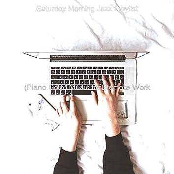 (Piano Solo) Music for Remote Work