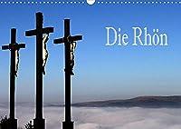 Die Rhoen (Wandkalender 2022 DIN A3 quer): Eine Fotoreise durch das Land der offenen Fernen - wie die Rhoen auch gerne genannt wird. (Monatskalender, 14 Seiten )