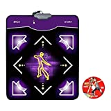Dance Mat for Kids Adults, Non-Slip Dance Pad Dancing Mat, PC USB Dancing Mat,Multi-Function USB Dance Blanket for PC Laptop