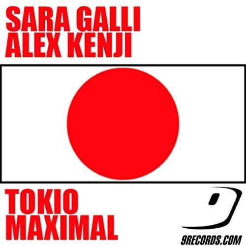 Sara Galli & Alex Kenji
