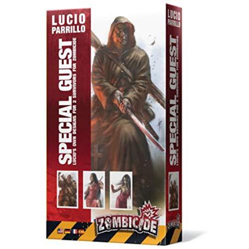 Preisvergleich Produktbild Unbekannt Zombicide Lucio Parillo Special Guest