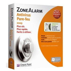 ZoneAlarm 2009 Antivirus Firewall