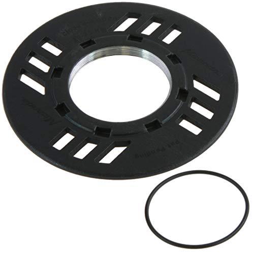Miranda Kettenschutz mit O-Ring für Bosch Antrieb, schwarz E-Bike Zubehör, One Size