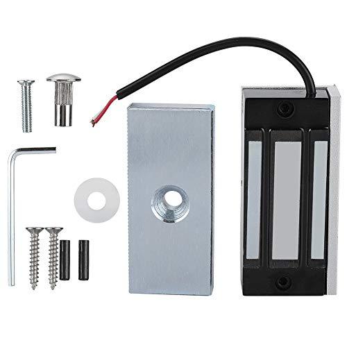 Magnetisch slot, Tangxi DC24V Mini Elektromagnetisch slot 60 KG hoofdslot magnetisch slot elektronisch voor elektrisch beveiligingssysteem