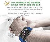 Zoom IMG-1 smartwatch fitness tracker ecg ppg
