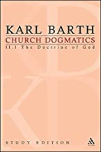 Church Dogmatics, Vol. 2.1, Sections 28-30: The Doctrine of God, Study Edition 8