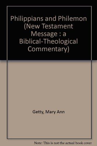 فيلبي وفليمون (رسالة العهد الجديد: تعليق كتابي-لاهوتي)