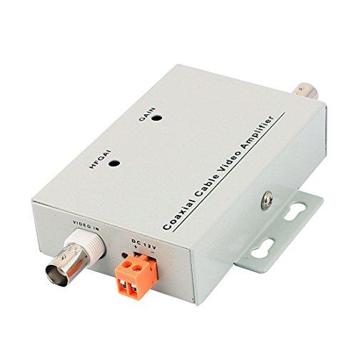 sourcing map CCTV Kamera Signal BNC Koaxial Kabel Video Verstärker für CCTV Kamera DE de