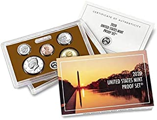 2020 S Proof Set Mint Packaged