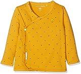 Noppies Baby-Unisex U Tee Overlap Taylor T-Shirt, Gelb (Honey Yellow C036), 68