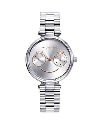 Reloj Viceroy Kiss Plateado Mujer 401066-10