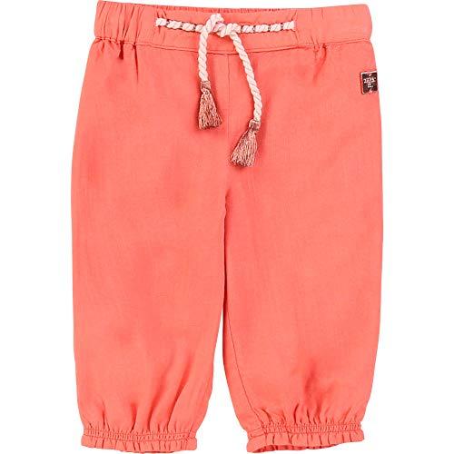 CARREMENT BEAU Pantalon en Viscose Fantaisie Bebe Couche Rose Candy 6MOIS