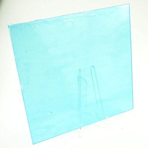 laser ambachten CLEAR Acryl Vervangende Box Frame Voorkant voor IKEA Ribba 9x9 23x23cm Frames - Blank (geen uitsnijding)