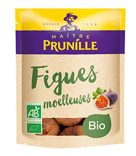 Maitre Prunille Figue Moelleuse Bio Fruit Sec 250 g