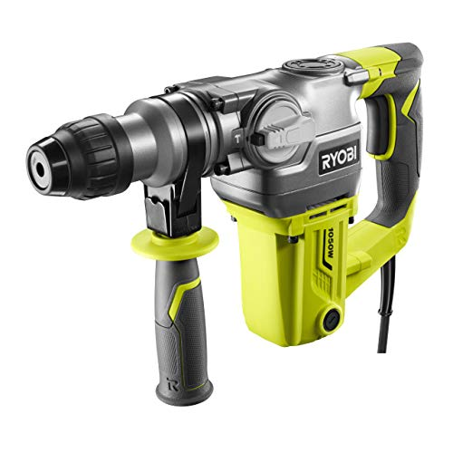 Ryobi RSDS1050-K SDS-Plus-Bohrhammer, Meißelhammer 1.050W