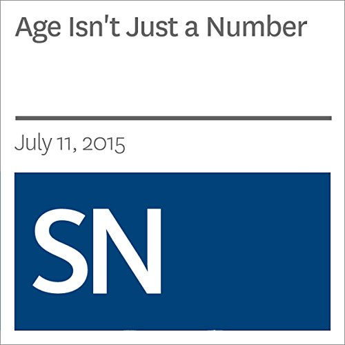 Age Isn't Just a Number cover art