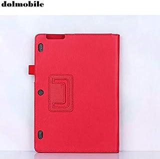 Tablets & e-Books Case - dolmobile 100pcs Litchi Business PU Leather Cover Case for Tab 2 A10-30 X30F X30M A10-70F/L Scree...