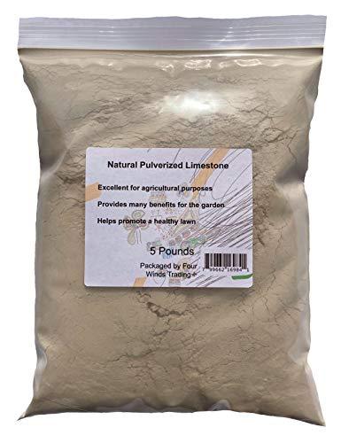 Natural Pulverized Limestone (5 Pound)