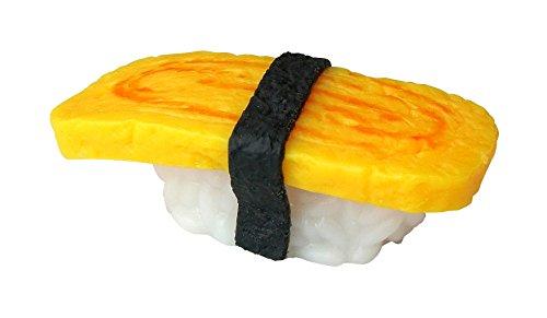 Daiso Japan Imán japonés para nevera Nigiri Sushi – Huevo (Tamago 子)