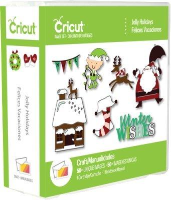 Cricut Cartridge Jolly Holidays