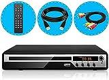 プレーヤー Mic対応 1080Pサポート 再生専用モデル HDMI端子搭載 CPRM対応 録画した番組や地上デジタル放送を再生する USB AV / HDMIケーブルが付属し テレビに接続できます リモコン 日本語説明書付き 2020