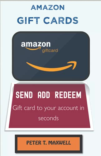AMAZON GIFT CARDS: SEND ADD REDEEM Gift card to your account in seconds