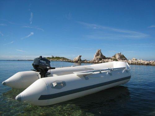 Via Nova Schlauchboot Z-Ray III 400