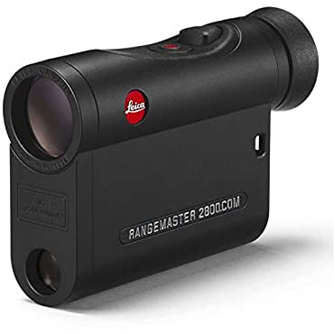 Leica CRF Rangemaster 2800.COM with 10-2800 Yard Measurement Range, 40506