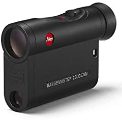 Integrated Bluetooth Connectivity 10-2800 Yard Measurement Range Works with Android/iOS Leica Hunting App Compatible with Kestrel 5700 Elite Meter Red LED Display with Auto Brightness Phase-Corrected Roof Prism Monocular AquaDura Fully Multi-Coated O...