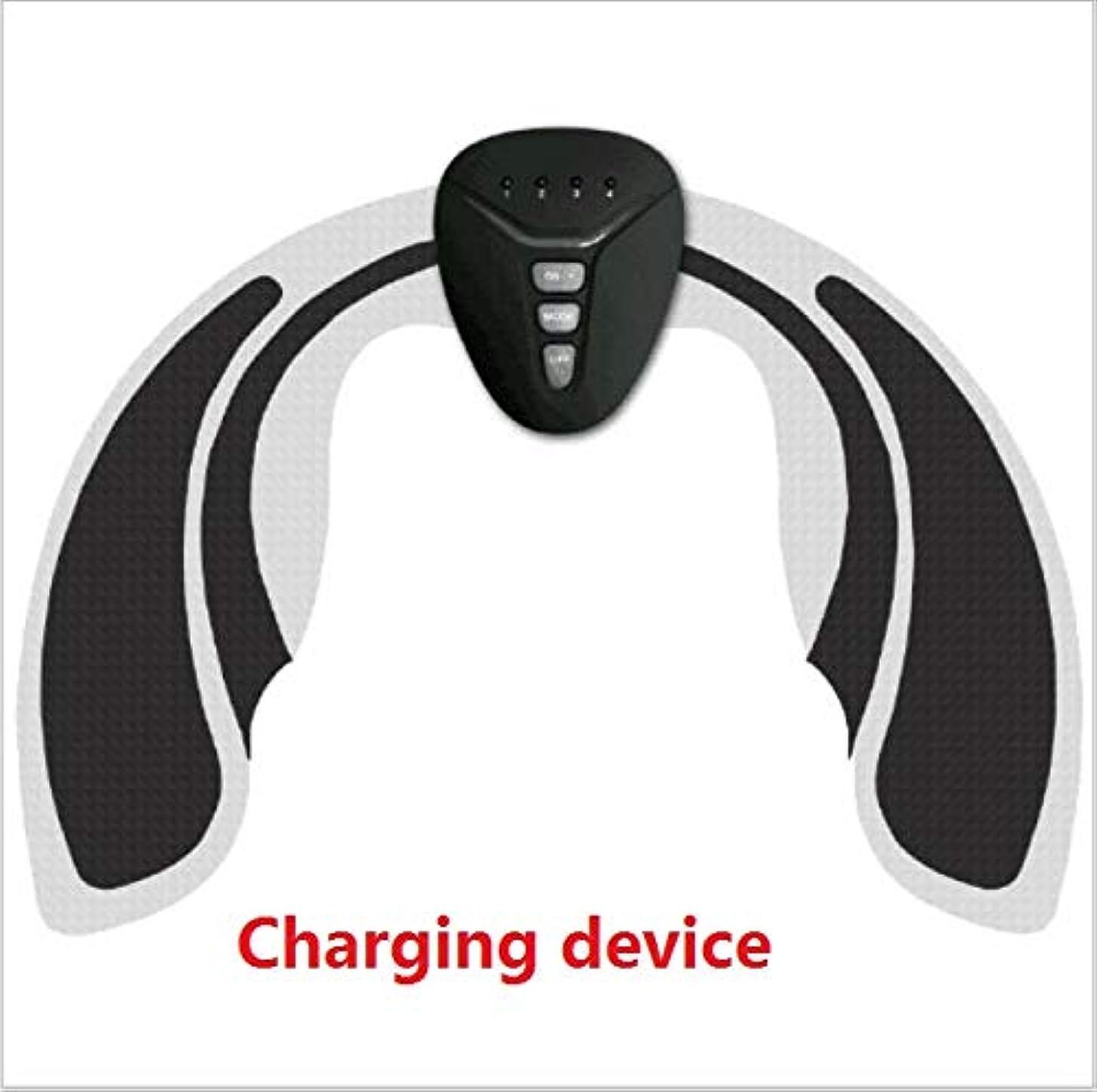 真っ逆さま支援似ているKTYX ユニセックスヒップデバイスFengqi美容ウエストシェイピングボディインストゥルメンツEMSインテリジェントマッサージ機器 マッサージャー (色 : Charging type)