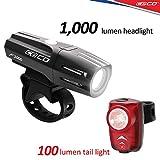 CECO-USA: 1,000 Lumen Headlight & 100 Lumen Tail...