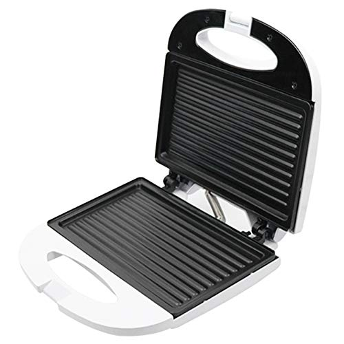 Sandwicheras Grill,Sandwichera Grill Mini Sandwichera Eléctrica, Grill Panini Máquina De Desayuno Barbacoa Horno Para Freír Bistec Luces Indicadoras Led