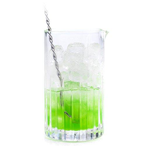 Jarra para mezclar cócteles de cristal de la colección Timeless de RCR de 65cl. Modelo: 26524020006