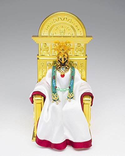 Bandai - Figurine Saint Seiya Myth Cloth Ex - Shion Surplice Aries & Pope 18cm - 4573102553942