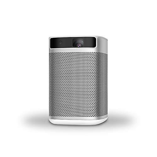 XGIMI MOGO proyector portatil Intelligente, 210 ANSI Lumen, Proyector LED, Mini proyector con Android TV 9.0, Youtube y más de 4000 Aplicaciones