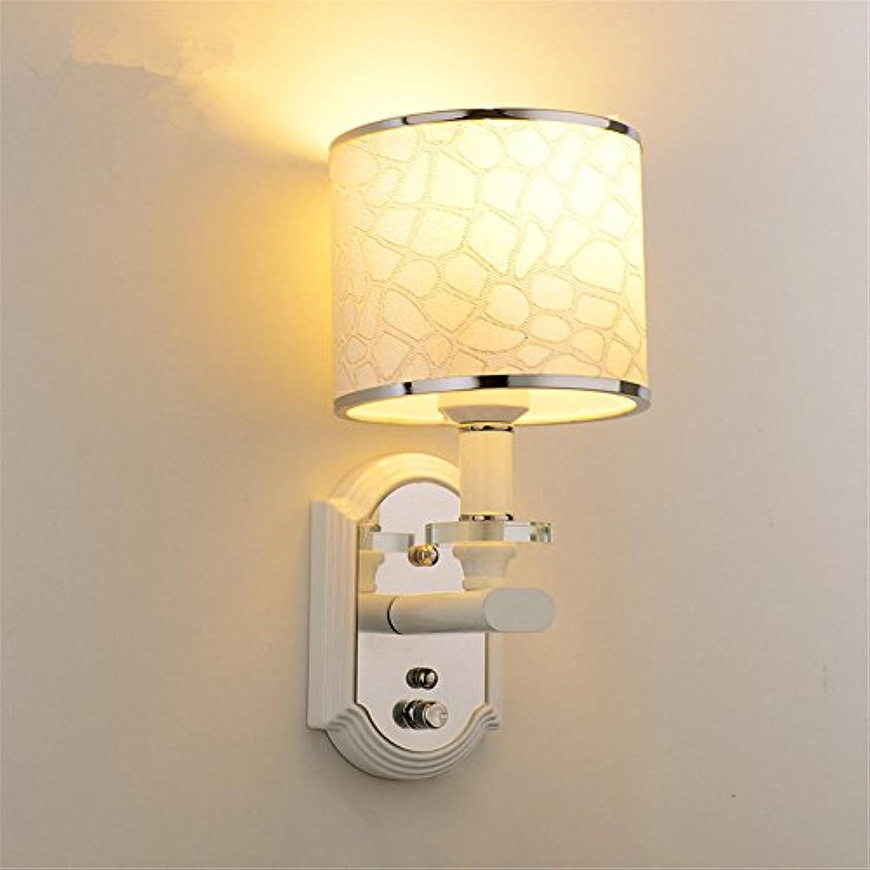 Modern LED Wandleuchte Nachttischlampe schlafzimmer wandleuchte wohnzimmer lampe mit schalter wandleuchte gang wand hngen lampe schlafzimmer lampe persnlichkeit einzigen kopfHaus, Bar.
