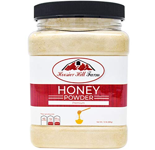 Hoosier Hill Farm Premium Honey Powder, 1.5 Lb.