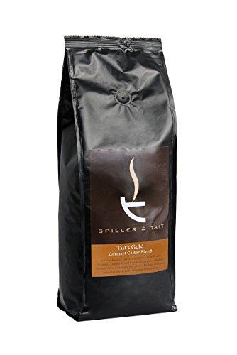 Spiller & Tait - Tait's Gold - Gourmet Coffee Bean Blend - 1kg Bag -...